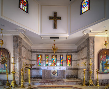 Saint Constantine Chapel