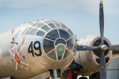 B-29 Superfortress_March Field Air Museum-4491