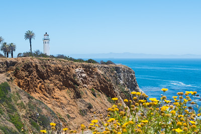 What is known today as Point Vicente (named that in 1933 by the Pacific Geographical Society) was first explored by Juan Rodriguez Cabrillo in 1542.  The lighthouse was placed in service by the U.S. Lighthouse Service in 1926, and operations were transferred to the U.S. Coast Guard in 1939.