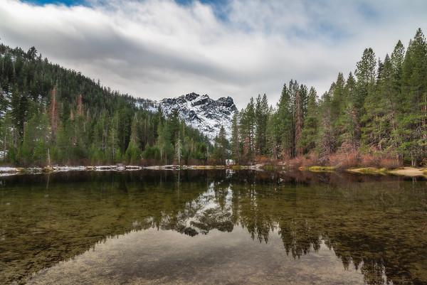 Sardine Pond-Sierra Buttes