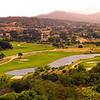 Temecula California, Journey at Pechanga Golf Course, Panorama