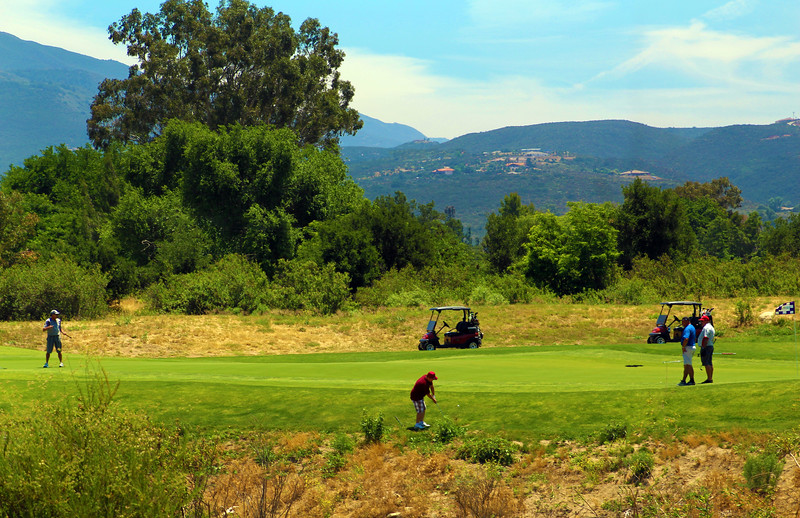 Temecula California, Journey at Pechanga Golf Course