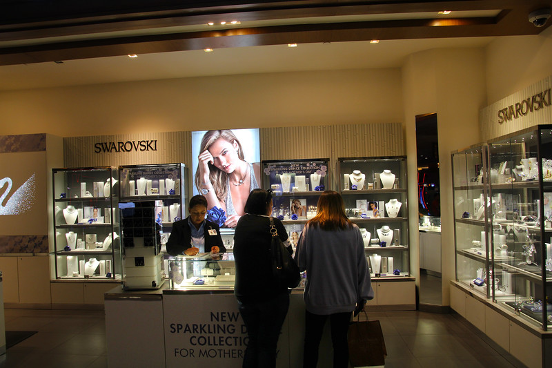 Temecula California, Pechanga Resort & Casino, Specialty Shopping