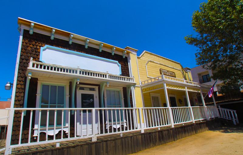 Temecula California, Old Town 19th Century Buildings