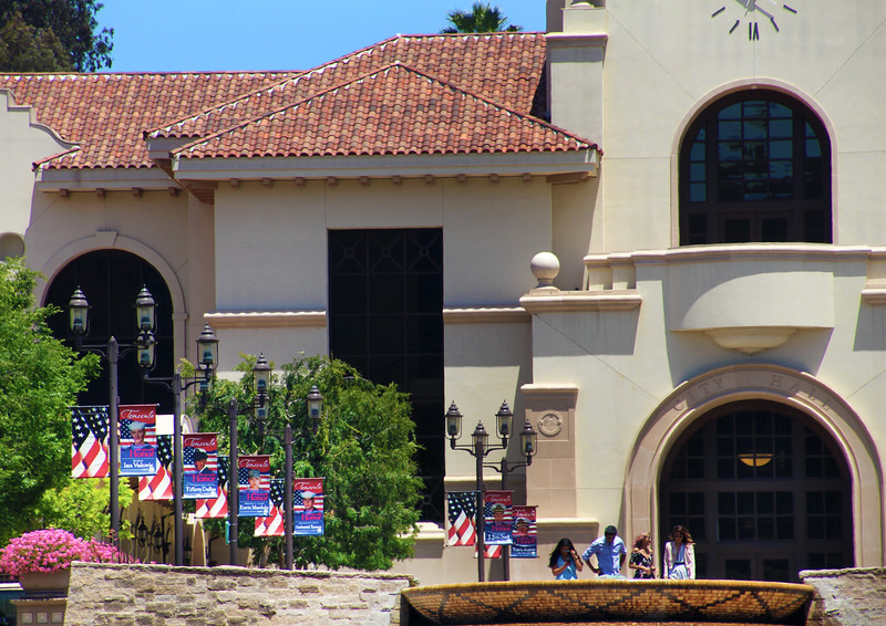 Temecula California, Old Town City Hall