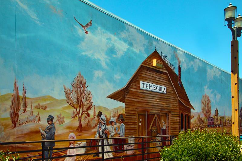 Temecula California, Old Town