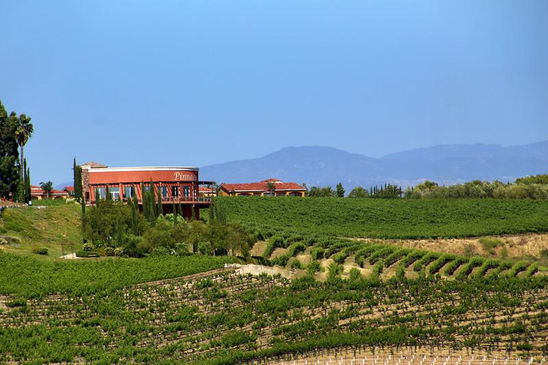 Temecula California, Faulkner Winery