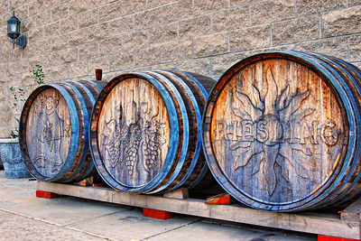 Baily Wine Casks