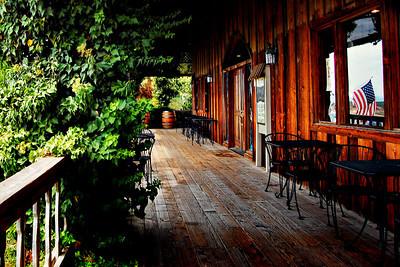 Falkner Winery Gift Shop