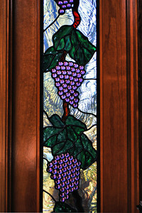 Winery Stained Glass