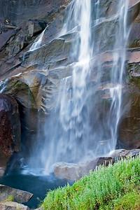 Vernal Falls - Mist Trail - Yosemite