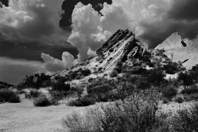 Vasquez Rocks #1 B/W 9/13/11