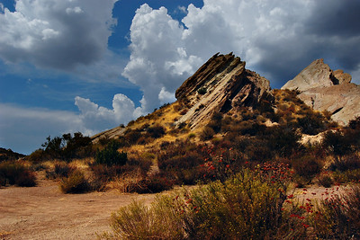 Vasquez Rocks  9/13/11