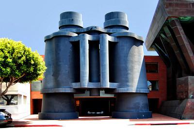 Binocular Building Frank Gehry Venice Beach CA