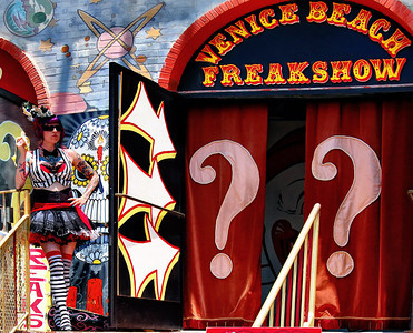 Venice Beach Freak Show