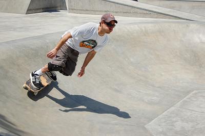 Skateboarding! Venice Beach CA