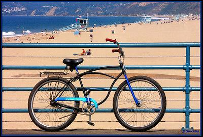 Santa Monica Pier Bike