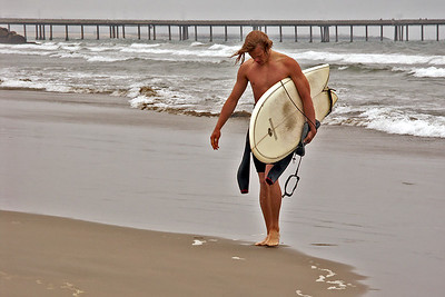 Surfer Dude #2 Venice Beach CA