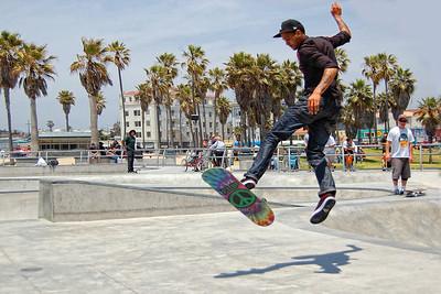 Flip Venice Beach CA