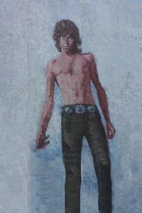 Jim Morrison  Venice Beach CA