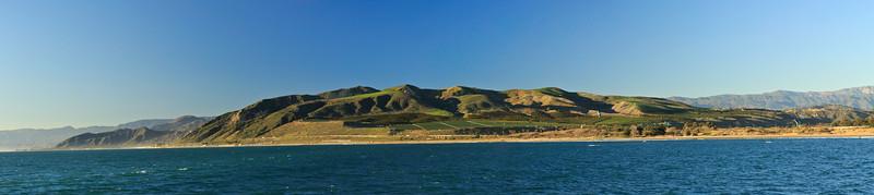 Ventura coastline