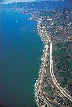 Highway 101 north of Ventura