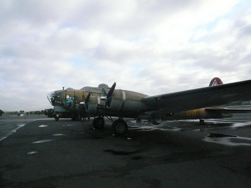2007: B17, Calsbad Airport (CLD). California