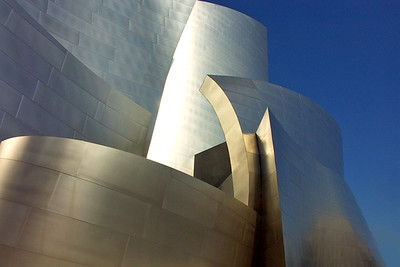 Walt Disney Concert Hall #1 Los Angeles CA