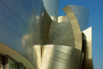 Walt Disney Concert Hall #2 Los Angeles CA