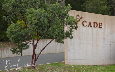 Cade Estate Winery, Mount Howell, Angwin, Napa Valley.