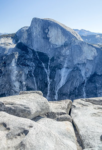 Half Dome from the Other Side