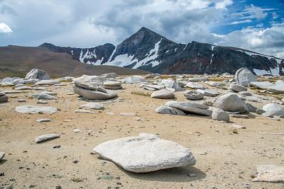 Mount Dana Moonscape