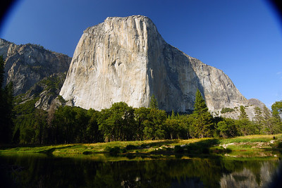 Epic Mass of Granite - El Capitan
