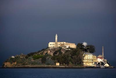 Alcatraz Prison San Francisco, CA