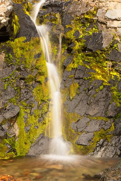 Silver Falls, Mono County, CA