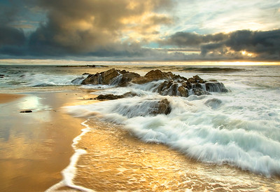 Crystal Cove State Park, California