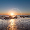 Crystal Cove State Park - Sunset 02