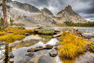 Young Lakes, Yosemite National Park, California