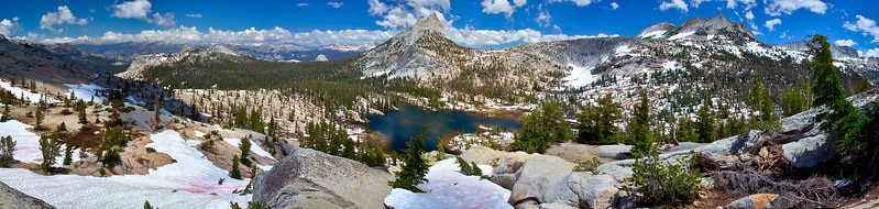 Cathedral Basin, Yosemite National Park