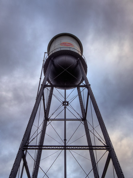 Del Monte Water Tower
