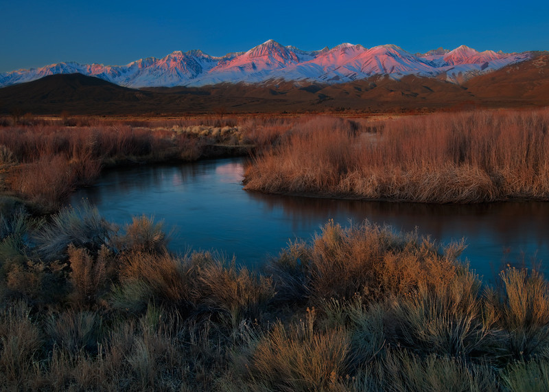 By the Bank of the Owens River