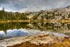 Young Lakes, Yosemite National Park, California, USA