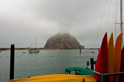Morro Rock, Morro Bay CA