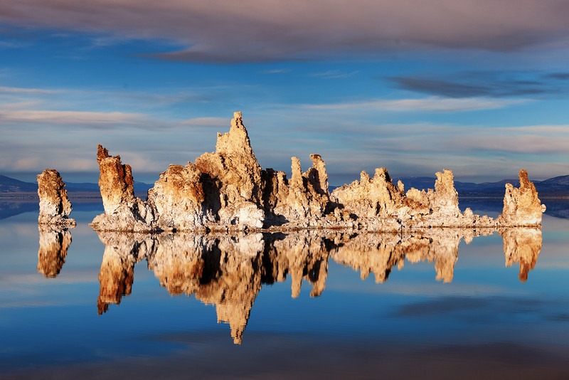 Winter Afternoon, South Tufa, Mono Lake, CA