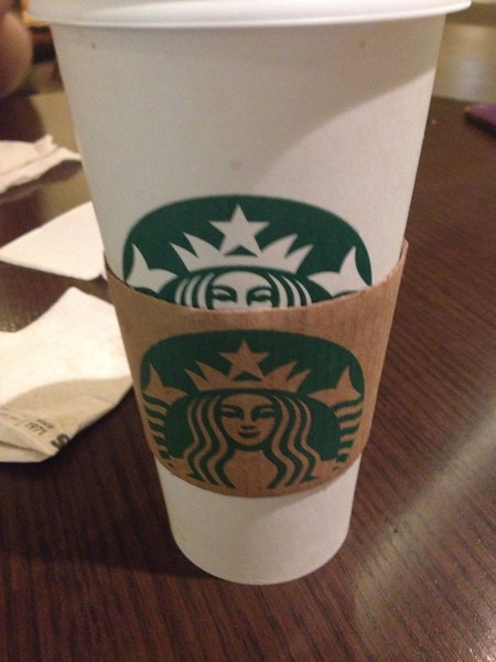 I normally don't do Starbucks but jet lagged caffeine withdrawl requires drastic action