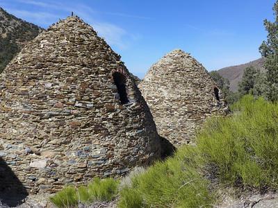 Charcoal Kilns of Wildrose