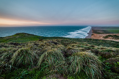 6 Mile Beach, Point Reyes National Seashore