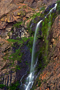 King's Canyon Waterfall