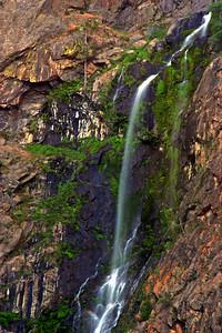 King's Canyon Waterfall