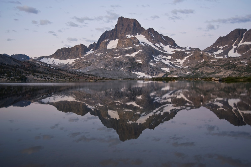 AFTERNOON IN ANSEL ADAMS WILDERNESS